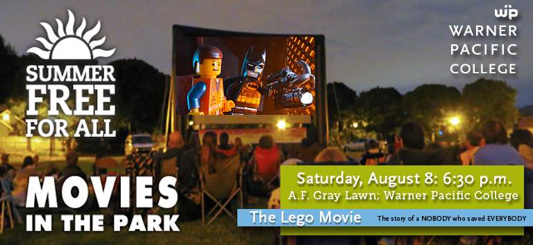 2015 Movie on the lawn at WPC