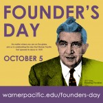 Warner Pacific Founder's Day 2015