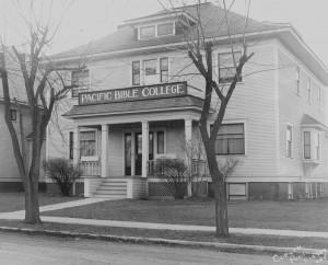 Pacific Bible College nka Warner Pacific College