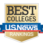 US News Best College badge
