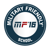 WPC a Military Friendly School 2016
