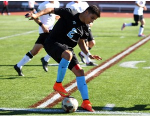 WPC Knight Mario Guizar soccer team 2015