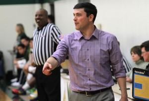 WPC Coach Jared Valentine