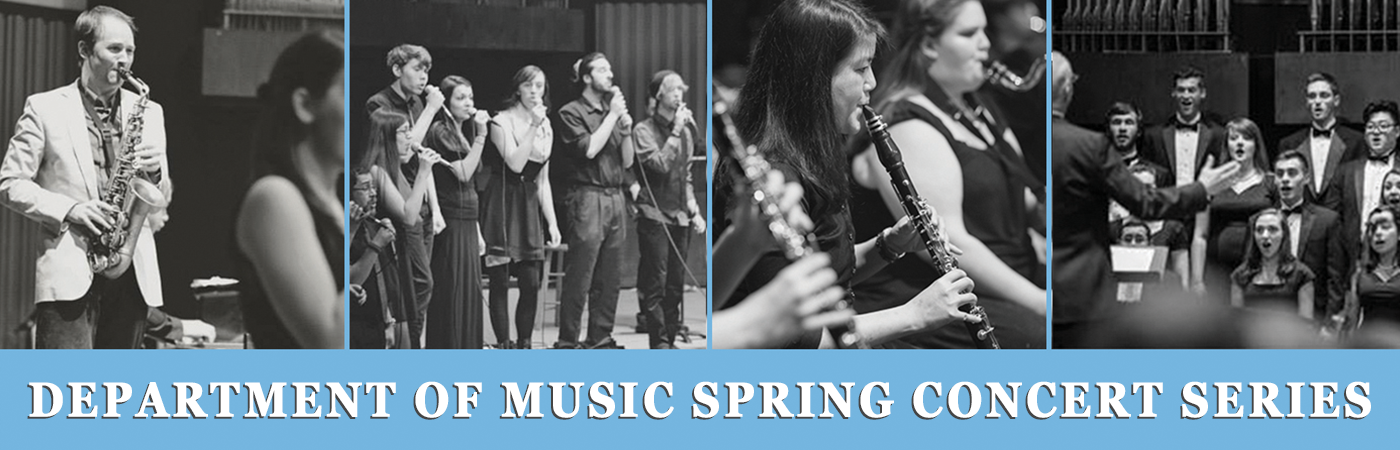 Warner Pacific spring concerts web banner