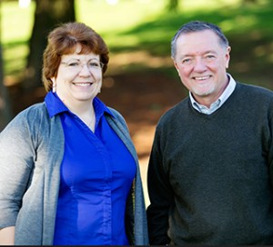 Warner Pacific FLYC faculty Dr. Fountain and Dr. Dawson