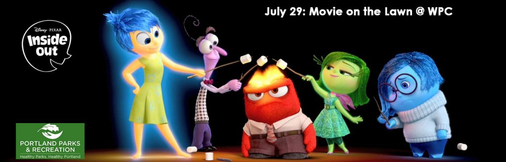 WPC hosts movie on the lawn