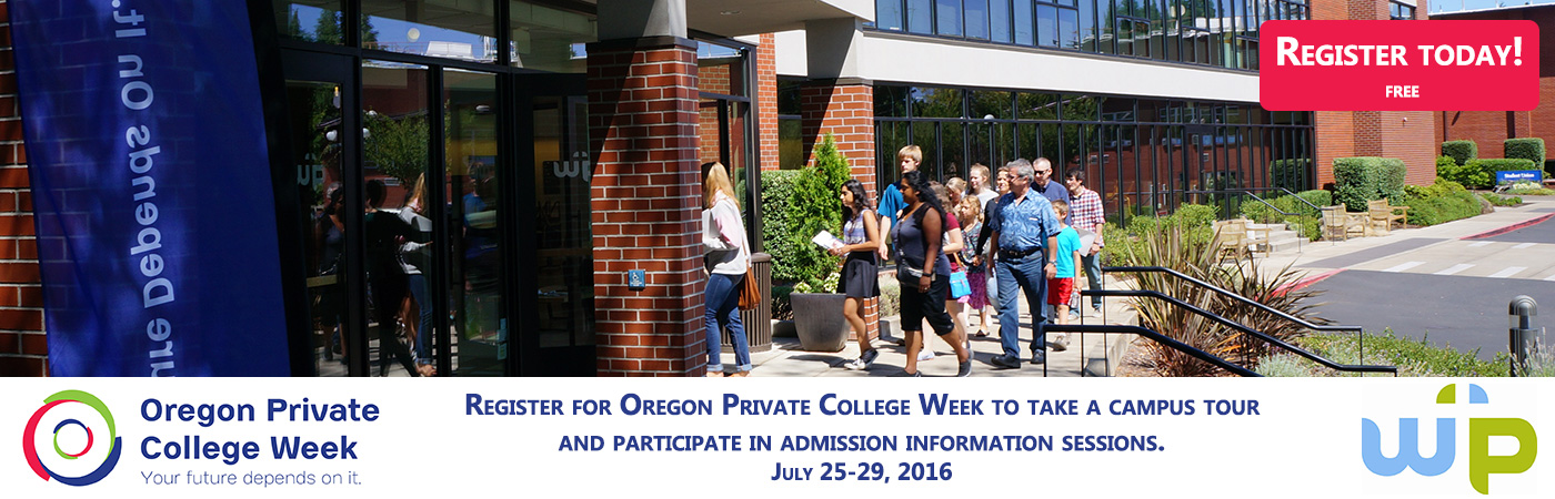 Warner Pacific hosts Oregon Private College Week visits in July