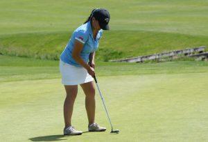 Warner Pacific golf team member