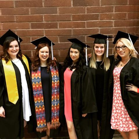 WPC Social Work Graduates