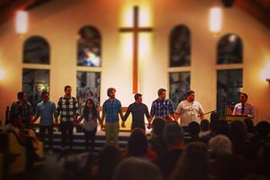 Warner Pacific ministries' night of stories