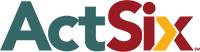 Act Six logo web button