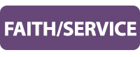 WPC Faith/Service web link button