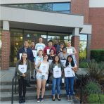 Warner Pacific's 2016 City Builder Scholars