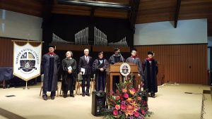 Warner Pacific Convocation 2016