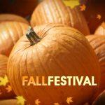 Fall Festival pumpkin image