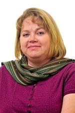 WPC Professor Shelly Hartzell