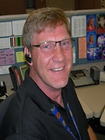 WPC Adjunct Professor Danny Howard