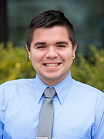 SFS Counselor Michael Flores