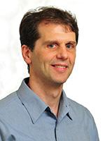 Academic Support center director Rod Johanson