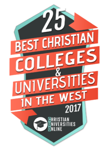 Warner Pacific named a top Christian college - badge