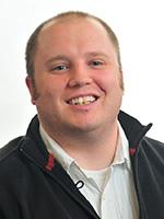 WPC Interim VP for Finance Nathan Dunbar