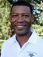 Warner Pacific golf coach Quincy Heard