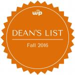 WPC Dean's List icon