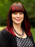 Director of Learning Communities, Jessie Thompson