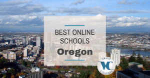 Warner Pacific named a top 10 best online school in oregon (2017).