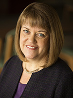 Cindy Pollard, WPC Director of Student Financial Services