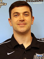 Jared Valentine; head coach and director of student life