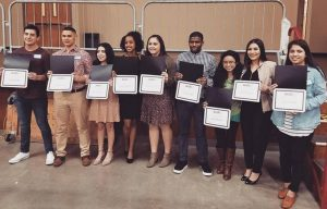 Warner Pacific Act Six Scholars 2017