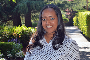 Kidesti Tadesse - Director of Admissions for Traditional Programs