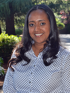 Kidesti Tadesse - Director of Enrollment for Traditional Programs