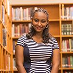 Brook Mengistu Murdock Scholar