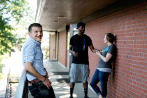 Warner Pacific Students at Gotham