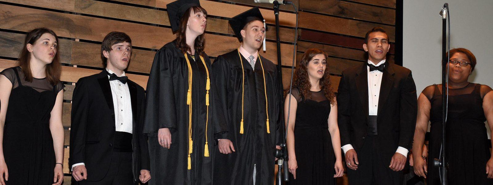 WPU Choir 2018 Graduation