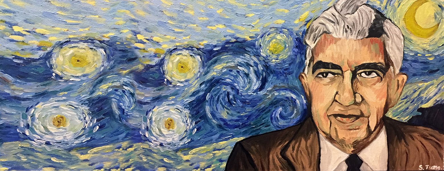 AFGray Starry night extended webbanner