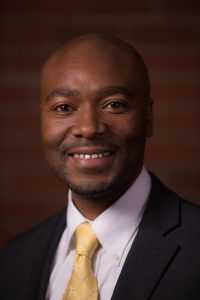 Dr. Courage Mudzongo, Assistant Professor of Psychology at Warner Pacific University