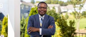 Dr. Brian Johnson Announced as University's Eighth President