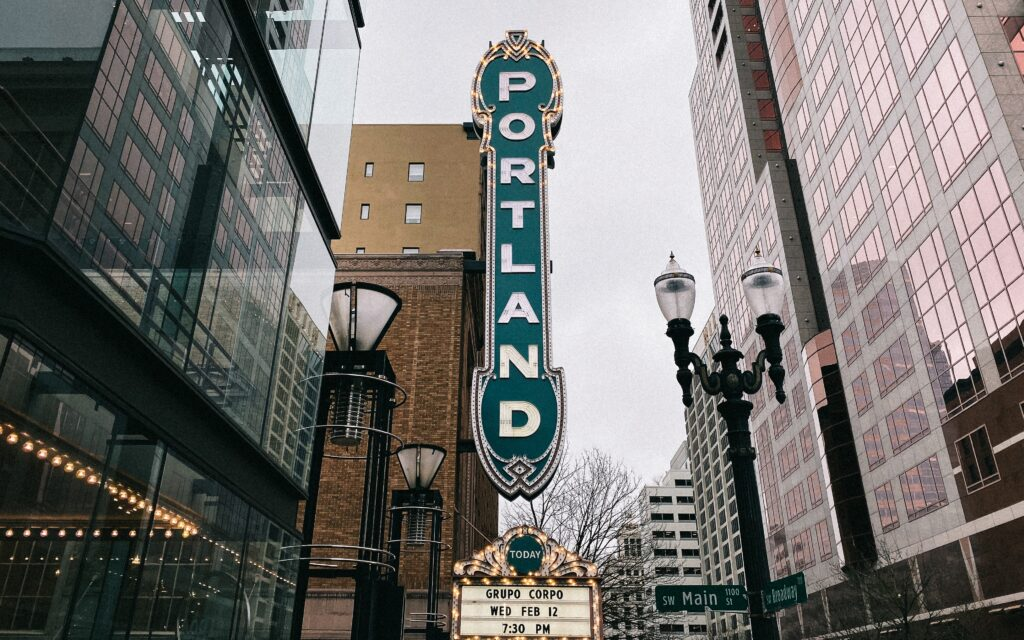Warner Pacific is located in Portland, Oregon.