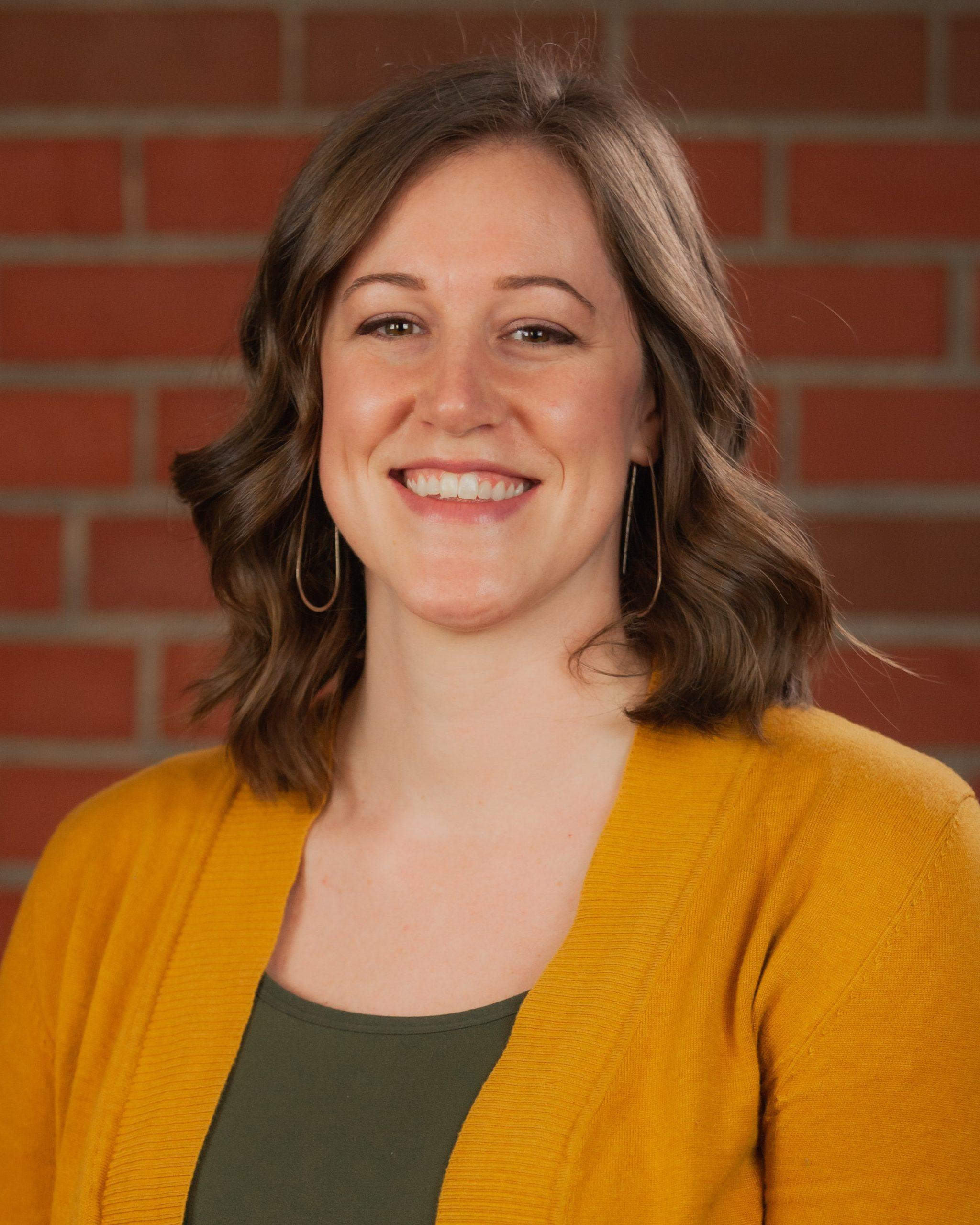 Image of Julia Garrison, LPC intern, NCC