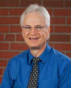 Headshot of Dr. Steve Waters