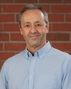 Headshot of Terry Baker