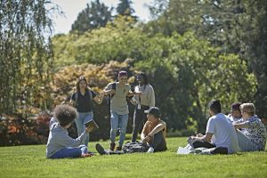 Warner Pacific students return to In-Person Campus Life Fall 2021